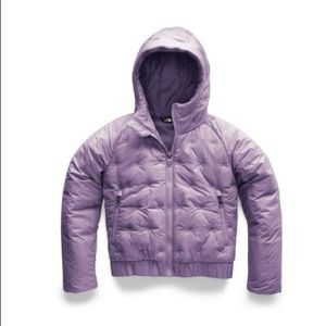New w/tags North Face jacket girls size Large